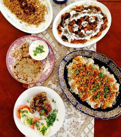 afghan food near me