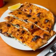 Spinach and Cheese - Gozleme
