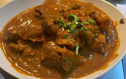 Lamb Madras (Med)