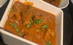 South spi chicken curry(med)