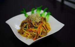 Satay Beef Noodles
