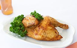 Crispy Skin Chicken