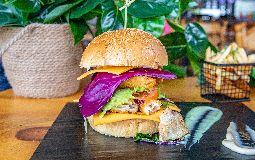 Fish Bar  Fish Burger