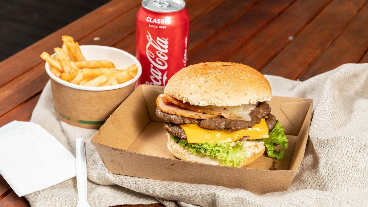 Sakura Beef Cupburger