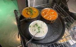 Butter Chicken and Rice (GF)