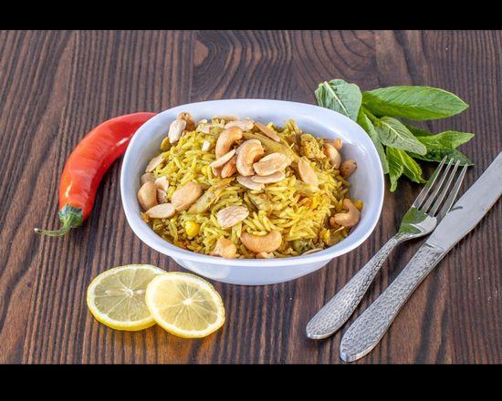 Mansaf Rice