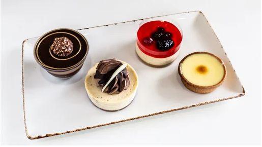 Ferrero mousse cake