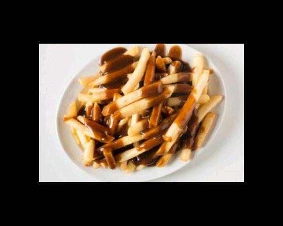 Chips & Gravy