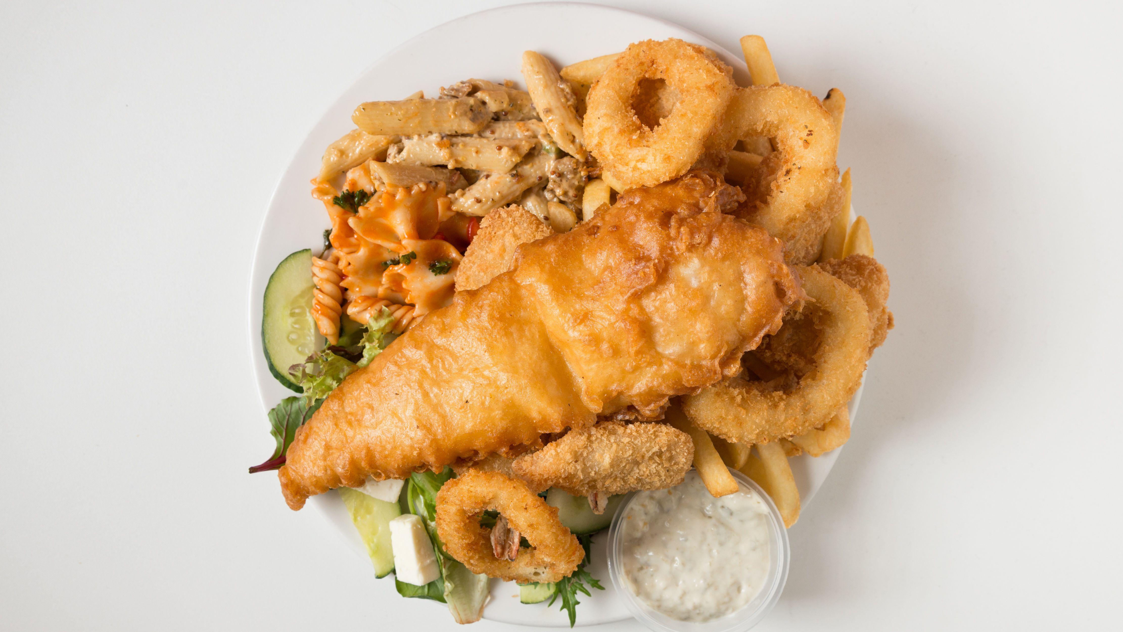 Seafood Pack