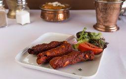 Seekh Kebab