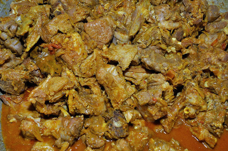 Goat Madras