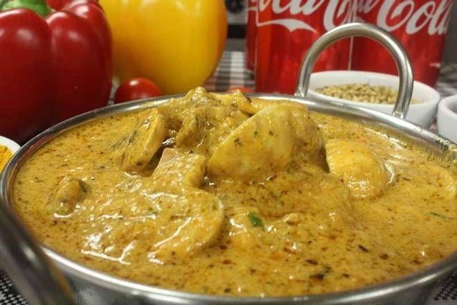 Chicken Mushroom Curry