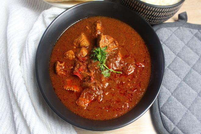 Balti Chicken Curry