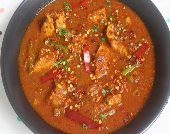 Kruger Chicken Curry