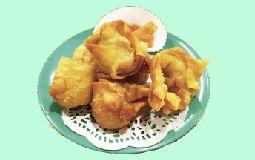 Fried Pork Wontons