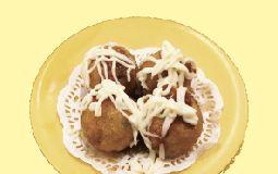 Takoyaki ( Octopus Balls)