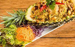 Pineapple Fried Rice (GFO) (VGO)