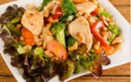Cashew Nuts Stir Fry (GFO) (VGO)