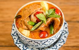 Duck Red Curry (GFO)