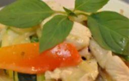 Green Curry (GFO) (VGO)