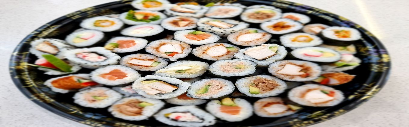 Large Sushi Platter