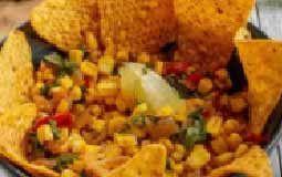 Chatpati Corn Chat
