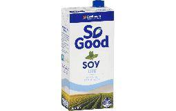 Sanitarium So Good Soy Milk 1L