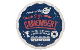 Community Co Cheese Camembert 125g
