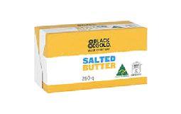 Black & Gold Butter Salted 250g