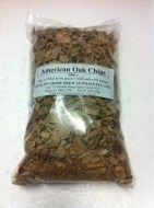 Oak Chips American 200grm