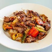 Beef and Black Bean Sauce