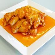 Crispy Skin Lemon Chicken (Boneless)