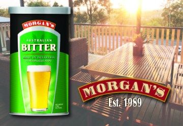 Morgans Australian Bitter