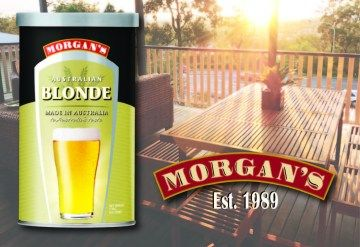 Morgans Australian Blond