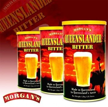 Morgans QLD Bitter
