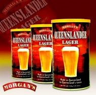 Morgans QLD Lager
