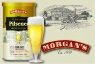 Morgans Golden Saaz Pilsener