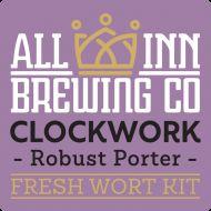 Clockwork Porter Fresh Wort