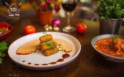 Paneer and Corn Cutlets