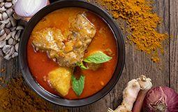 Massaman Curry Beef (GF)