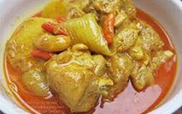 Yellow Curry Chicken (GF)