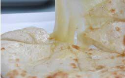 Plain Cheese Naan