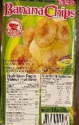 Thai Banana Chips