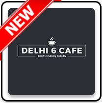 Delhi6 Indian Fusion Cafe