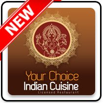 Your Choice Indian Cuisine