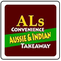 ALs Convenience Aussie and Indian Takeaway