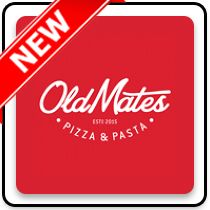 Old Mates Pizza & Pasta