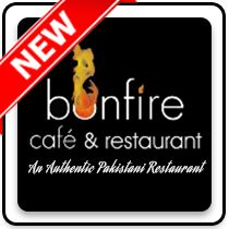 Bonfire Cafe