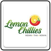 Lemon Chillies Indian Thai Nonya
