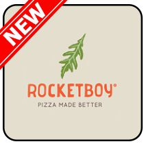 Rocketboy Pizza - Newtown
